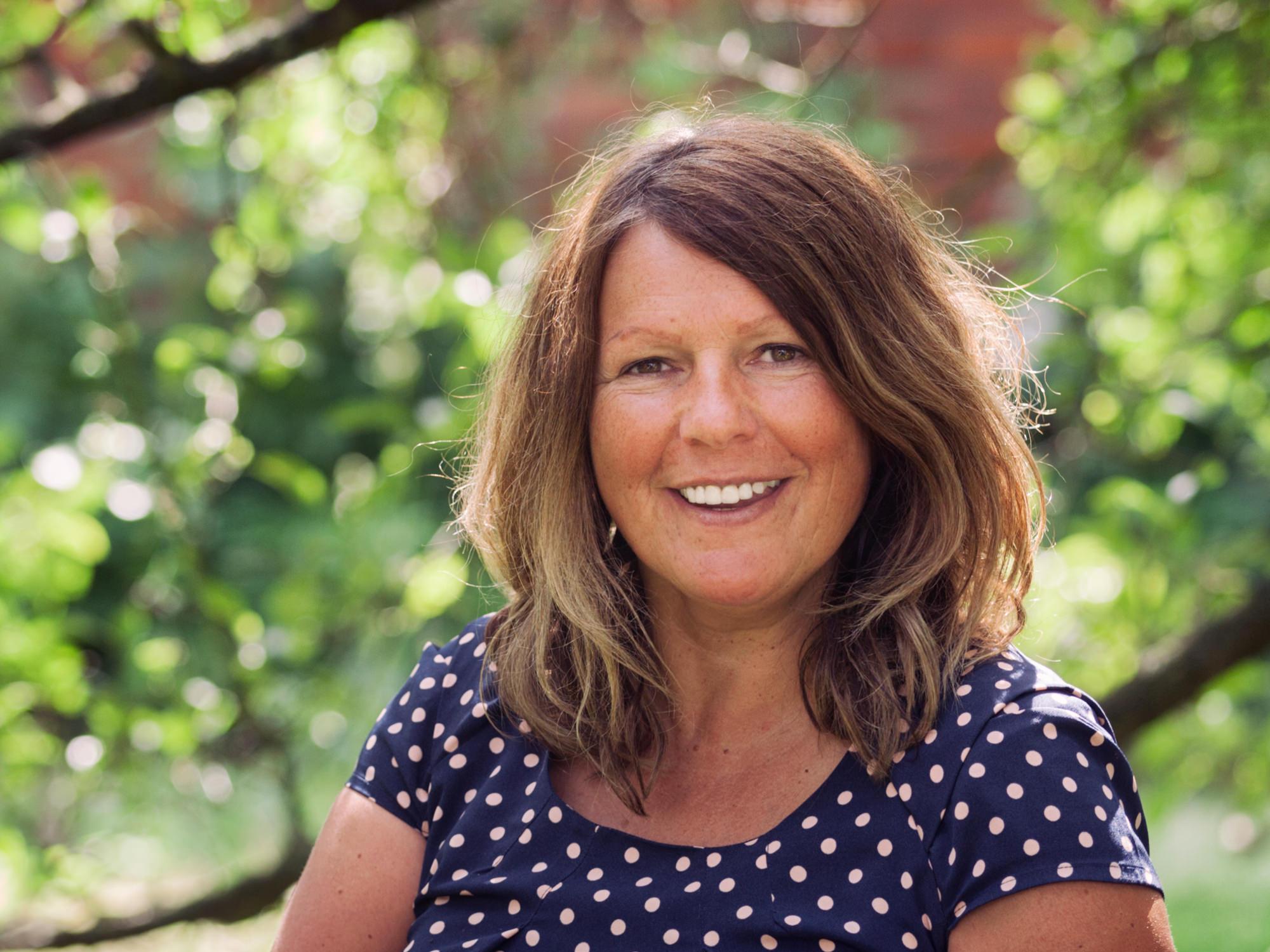 Kirsten Klann Ortsvorsteherin von Alt Garge