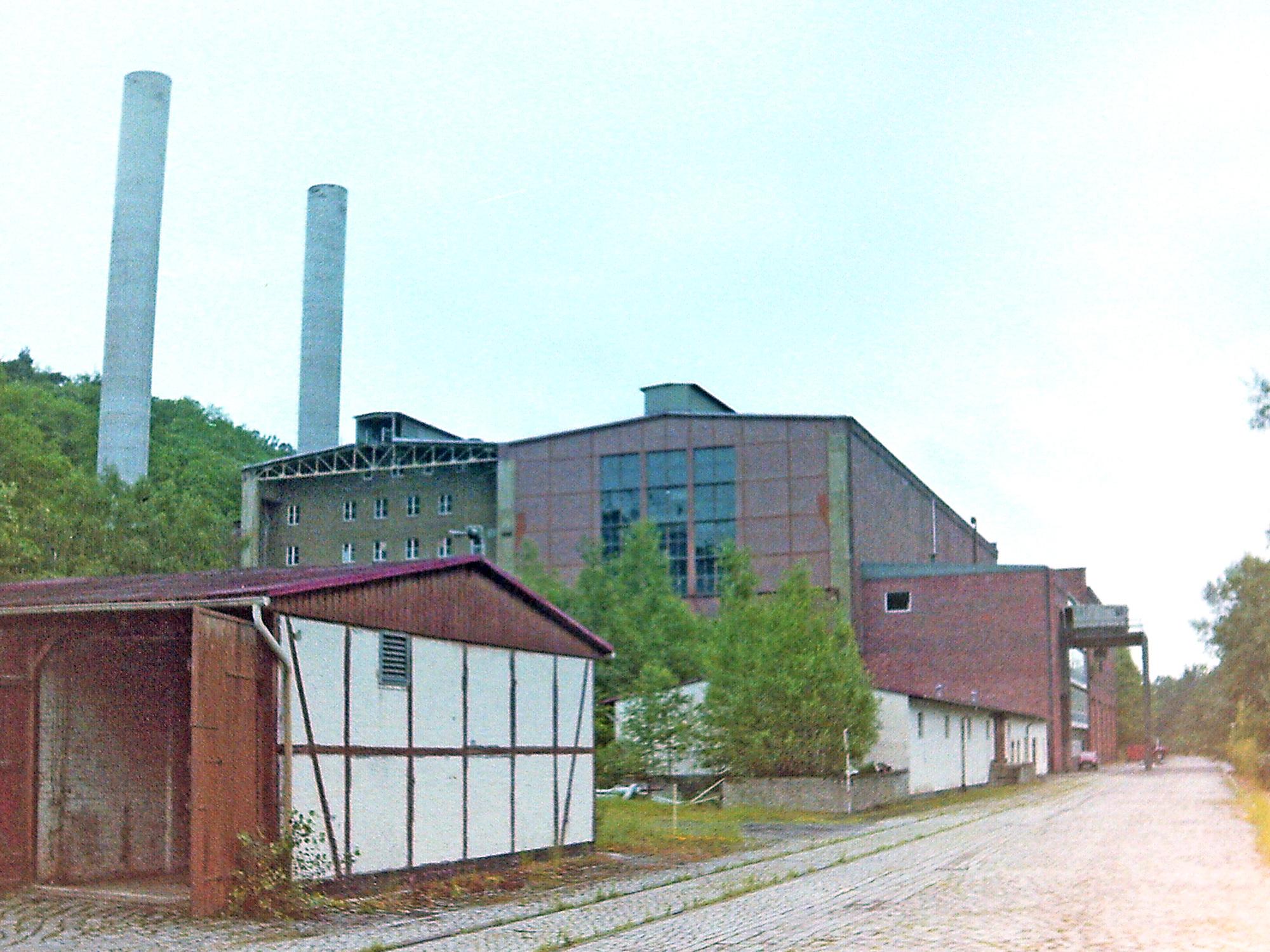 HEW Kraftwerk Alt Garge