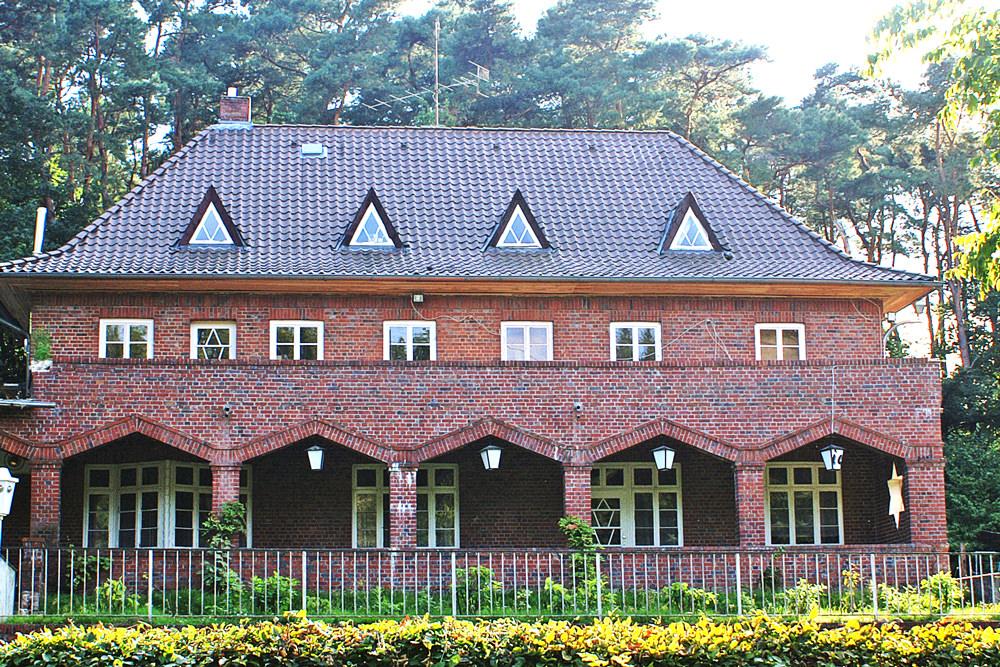 Hostel, Konzerte, Raumvermietung und Bistro in Alt Garge im alten Kurhaus Elbblick
